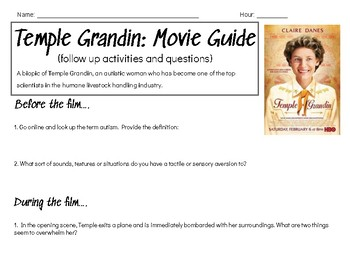 Temple Grandin-Movie Guide