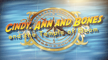 Temple of BOOM - a digital literacy project