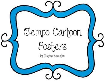Tempo Cartoon Posters