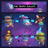 Tempo Galaxy: a music incentive program