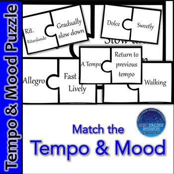 Tempo-Mood Puzzle