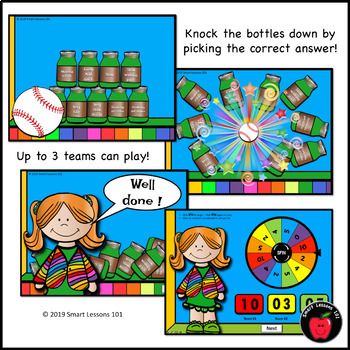 Tempo Music Game: Tempo Toss Carnival Game: Tempo Activities Tempo Terms