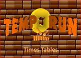 Tempo Run Times Tables – a fast-paced game teaching the ti