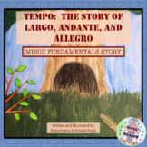 Tempo: The Story of Largo, Andante, and Allegro, a Music Fundamentals ebook