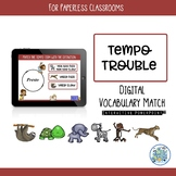 Tempo Trouble Interactive PowerPoint for Paperless Classrooms