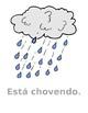 Tempo (Weather in Portuguese) miniposters
