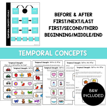 Temporal Concepts Pages NO PREP