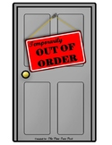 Temporarily Out of Order (An Order of Operations Activity)