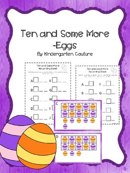 Ten And Some More Count The Room -Eggs