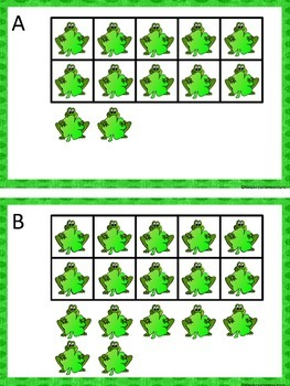 Ten And Some More Count The Room -Shamrocks (March)