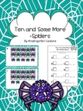 Ten And Some More Count The Room -Spiders (October)