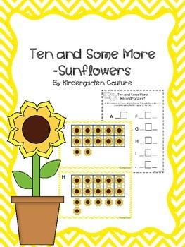 Ten And Some More Count The Room -Sunflowers