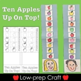 Ten Apples Up On Top! Art Project Craft