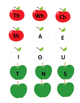 Ten Apples Up On Top Extension Activity