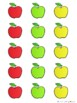 Ten Apples Up On Top Writing and Counting Activity