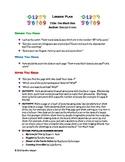 Ten Black Dots. A Complete Lesson Plan.