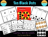 Ten Black Dots: Math Worksheets & Activities