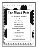 Ten Black Dots - Mini Design Challenge - PBL - Beginning or End of year