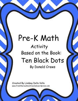 Ten Black Dots Printable