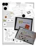 Ten Black Dots math and literacy mini-unit