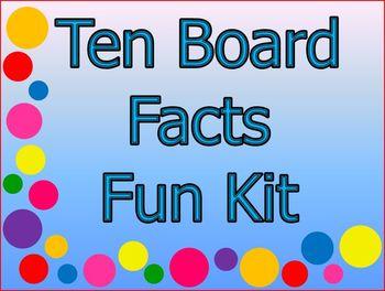 Ten Board Facts Fun Kit