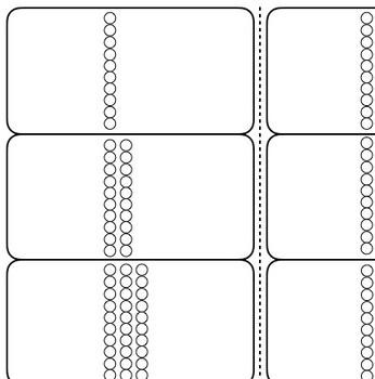 Ten Boards Worksheets
