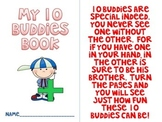 Ten Buddies Addition book