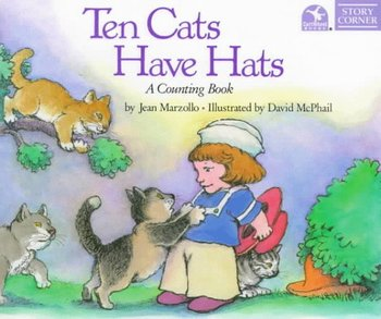 Ten Cats have Hats Guided Reading support