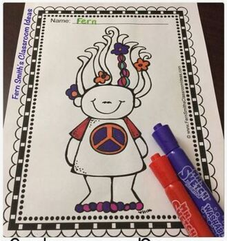 Trolls Coloring Pages Dollar Deal - 12 Pages of Troll Coloring Book Fun