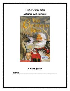 Ten Christmas Tales Novel Study