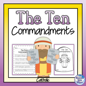 Catholic Ten Commandments
