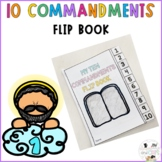 Ten Commandments Flipbook
