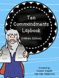 Ten Commandments Lapbook