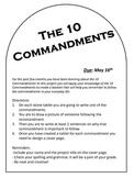 Ten Commandments Project
