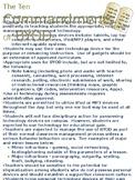 Ten Commandments of BYOD