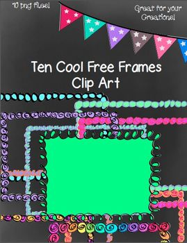 Ten Cool Free Frames