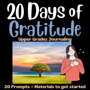 Gratitude Journals in the Classroom