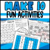 Ten Facts: Fun Ways to Practice Combinations of Ten