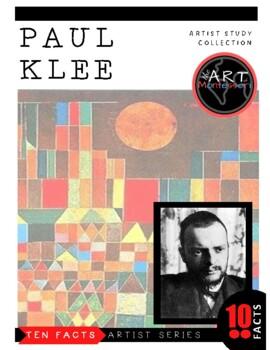 Artist Paul Klee Ten Facts About Series