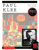 Artist Paul Klee Ten Facts About Series