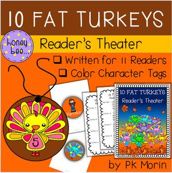Ten Fat Turkeys -- Readers Theater