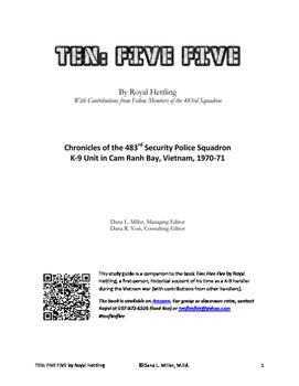 Ten: Five Five Companion Study (Novel) Guide