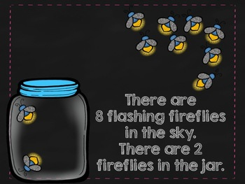 Ten Flashing Fireflies: A Mini-Counting Unit for Kinder
