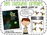 Ten Flashing Fireflies Math Activity Kit