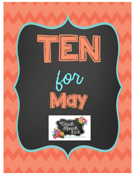 Ten For May
