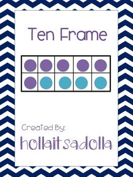 Ten Frame Activity
