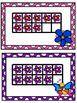 Ten Frame Activities- Flowers