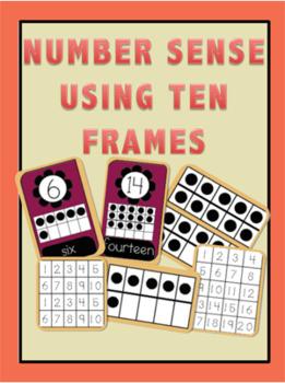 Ten Frame Activities for Pre-K and Kindergarten