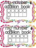 Ten Frame Addition Student Book