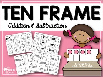 Ten Frame Addition & Subtraction